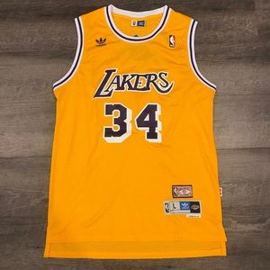 Adidas NBA Los Angeles Lakers Shaq Jersey